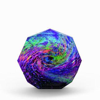 Récompense Spirale colorée