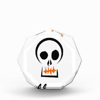 Récompenses En Acrylique Halloween heureux
