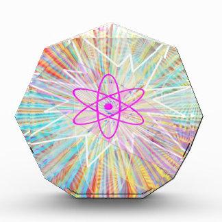 Récompenses En Acrylique Puissance d'âme : Conception artistique à énergie