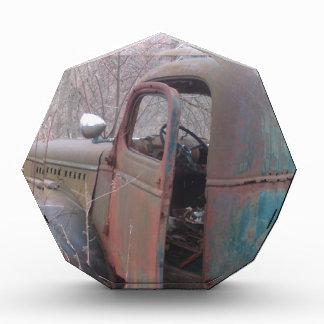 Récompenses En Acrylique Rétro camion vintage