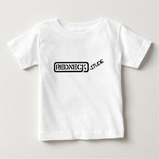 Redneckitude T-shirt Pour Bébé