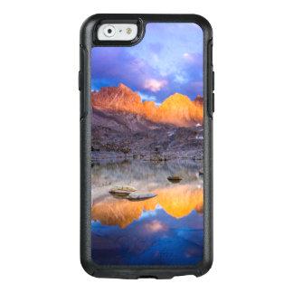 Réflexion de montagne, la Californie Coque OtterBox iPhone 6/6s