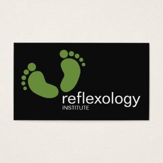 Réflexothérapie Podology et carte de visite de NO1