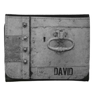 Refroidissez le portefeuille personnalisé pour la