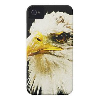 Regard de faucon coque Case-Mate iPhone 4