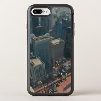 Regard de la ville haute en bas de 2012 coque otterbox symmetry pour iPhone 7 plus