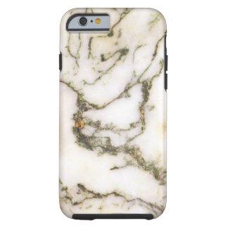 Regard de marbre de cas de l'iPhone 6 d'art d'agat Coque iPhone 6 Tough