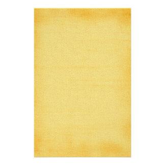 Regard de toile de parchemin motifs pour papier à lettre