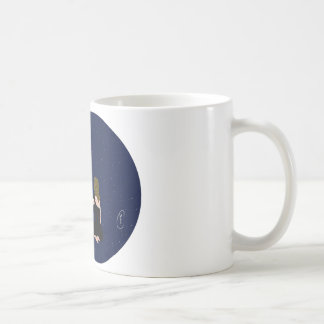 Regard des étoiles mug