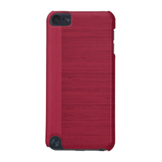 Regard du bois de grain de frontière en bambou de coque iPod touch 5G