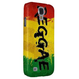 Reggae de Cori Reith Rasta Coque Galaxy S4