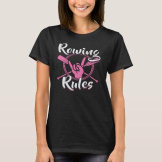 Règles d'aviron - T-shirt d'aviron