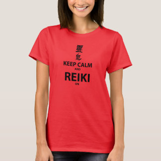 Reiki dessus ! t-shirt