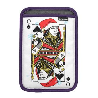 Reine de Joyeux Noël des pelles Housse Pour iPad Mini