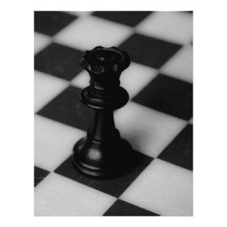 Reine d'échecs prospectus 21,6 cm x 24,94 cm