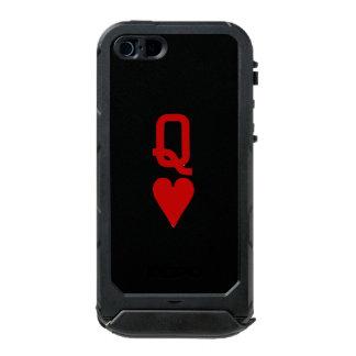 Reine d'identification d'ATLAS de l'iPhone SE/5/5S Coque iPhone 5 Incipio ATLAS ID™