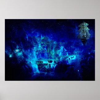 Reis aan Neverland Poster
