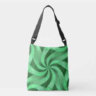 Remous de vert sac ajustable