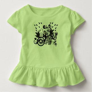Remous noirs et lutins d'Irlandais T-shirt Pour Les Tous Petits