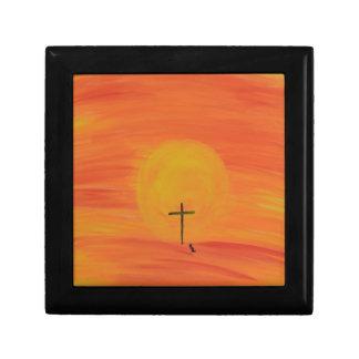 Rencontrez-moi à la croix boîte à souvenirs