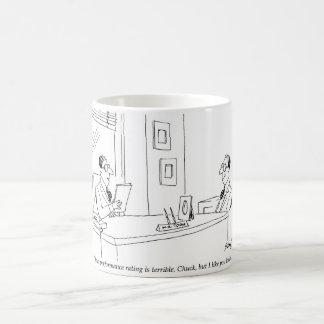 Rendement effectif mug