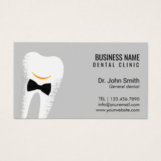 Rendez-vous de Dr. Smile Dentist Dental Clinic Cartes De Visite
