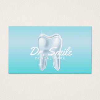 Rendez-vous de soins dentaires de dent du dentiste cartes de visite