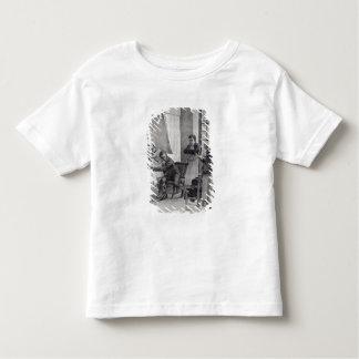 Rene Theophile Hyacinthe Laennec T-shirt Pour Les Tous Petits