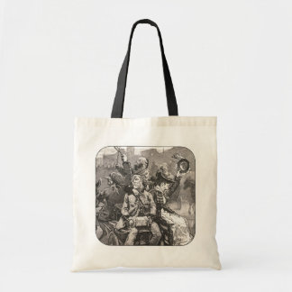 Renvoi du Derby Tote Bag