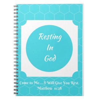 Repos en journal de Dieu