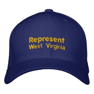 Représentez le casquette de la Virginie