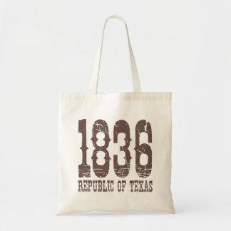 République 1836 de cru de sac fourre-tout au Texas