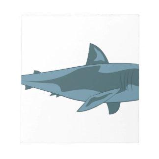Requin Bloc-note