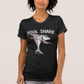 Requin de piscine t-shirt