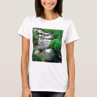 Réserve indienne d'Adams Yakima de bâti de rivière T-shirt