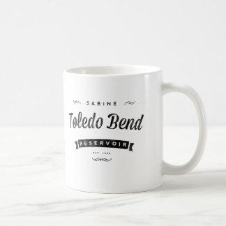 Réservoir de courbure de Toledo Mug