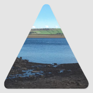 Réservoir de Digley Sticker Triangulaire