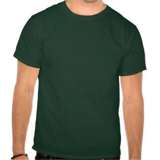 Respect du mb GPW vos aînés - hommes foncés T-shirt