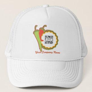 Restaurant de Mexicain de modèle de casquette