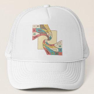 Résumé géométrique casquette
