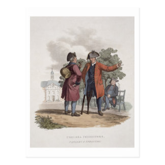 Retraités de Chelsea, cavalerie et infanterie, de  Carte Postale