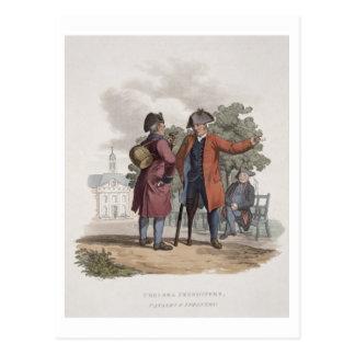 Retraités de Chelsea, cavalerie et infanterie, de Cartes Postales