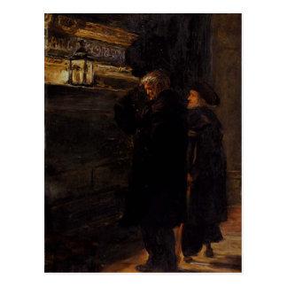 Retraités de Greenwich par John Millais Cartes Postales