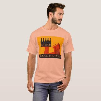 rétro art déco du style Bouteille-UCE T-shirt