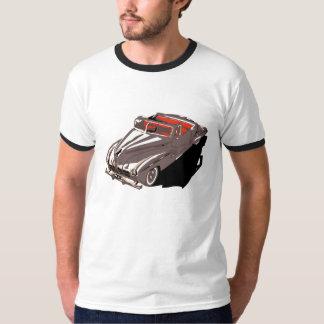 Retro convertibele jaren '50 klassieke Amerikaanse T Shirt