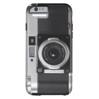 Retro iPhone 6 van de Camera van de Film van de Fo Tough iPhone 6 Hoesje