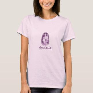 Retro Overhemd van de Bruid T Shirt