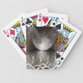 Rétro style jeux de cartes