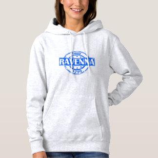 Rétro sweat - shirt à capuche de Ravenne - femmes