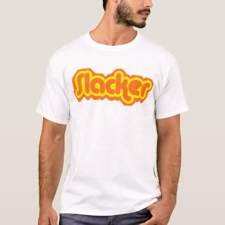 Rétro T-shirt de Slacker